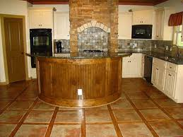 Best Floor Tile For Kitchen Great Wooden Kitchen Floor Tile Home Designs