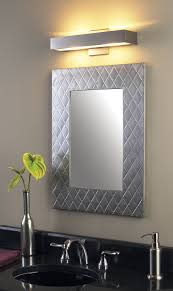breathtaking bathroom lighting over mirror space between mirror and vanity light wall led lamp lighten and