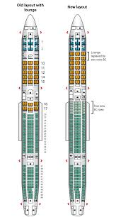 addition of five rows of economy that exit row is now 29 and the new seat map doesn t appear to show either row 29 or 24 has extra legroom that s all