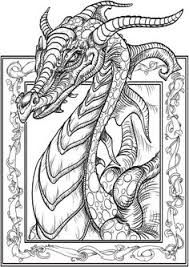 Small Picture Printable Coloring Pages Of Dragons Photo Album Gallery Dragon