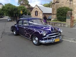 File:1949 Chevy Wedding Car At The Rocks, Sydney.jpg - Wikimedia ...