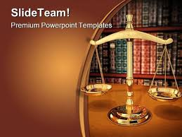 Law Templates Scales Of Justice Law Powerpoint Templates And Powerpoint Backgrou