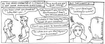 The Worst Question To Ask An Entrepreneur Tech Doodles