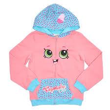 Girls Shopkins Cupcake Chic Hoodie 7 12 712393873