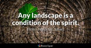 Landscape Quotes Adorable Landscape Quotes BrainyQuote