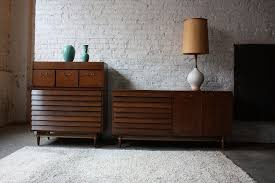 mid century modern bedroom set. Awesome Mid Century Modern Bedroom Set Bassett Dressers R