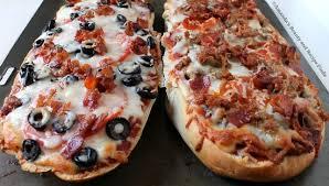 homemade french bread pizza. Unique Pizza Homemade French Bread Pizza Recipe  Myfindsonlinecom In E