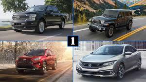 Best Car Design 2018 20 Best Selling Cars And Trucks Of 2018