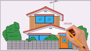 Check out inspiring examples of nobita artwork on deviantart, and get inspired by our community of talented artists. How To Draw Nobita S House Doraemon Step By Step Easy Coloring Drawing Learn Colors For Kids Youtube