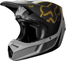 Fox V3 Kila Motocross Helmet