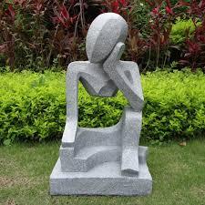 meteora xst 531 contemporary garden sculpture