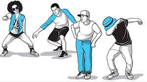 dabb dance. teens showcase current popular dances dabb dance -