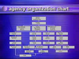Creative Agency Org Chart Advertising Agencies What Agencies Do Structure