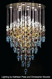 recycled glass chandelier recycled glass chandelier 9 recycled glass beaded chandelier
