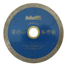 4 inch tile saw blade for porcelain cutting tile cutting marble cutting
