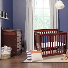 da vinci 2 piece nursery set kalani mini crib and 3 drawer changing table in cherry free