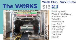 car wash works water works neighborhood car wash harahan la