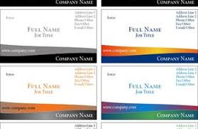 How To Create Double Sided Business Cards In Word Teplatesbop