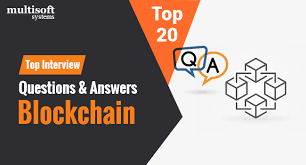 Top 20 Interview Questions Top 20 Blockchain Interview Questions And Answers
