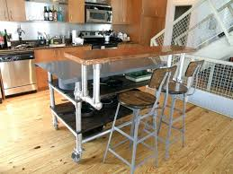 portable kitchen island with stools. White Kitchen Island Cart Marble Pendant Light Cabinets With Portable Stools S