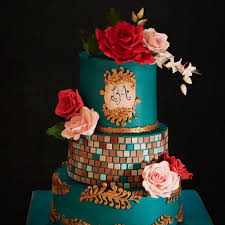 Zoeys Bakehouse Wedding Cakes Hyderabad Indian Wedding