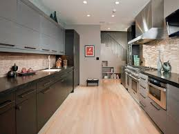 Corridor Kitchen Design