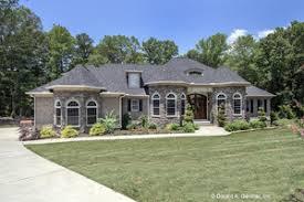 rancher house plans. signature european exterior - front elevation plan #929-877 rancher house plans e