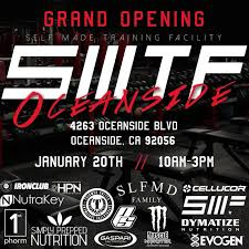 Grand Opening Flyer Stunning SMTF Oceanside Grand Opening SAN DIEGAN