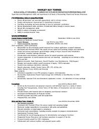 ... Bright And Modern Gmail Resume 2 Shirley Kay Torres Resume