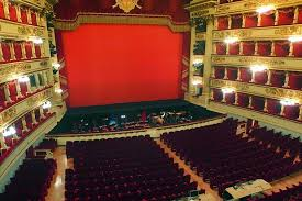 La Scala Seating Chart Giselle Tickets Teatro All Scala Milan Selectitaly Com