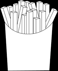 french fries clipart black and white. Exellent Clipart Clip Art Download French Fries Clipart Black And White Unique Of Letters  Format For Fries Clipart Black And White E