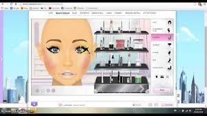 stardoll superstar makeup tutorial