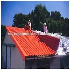 plastic corrugated roofing sheet lightweight materials of concrete