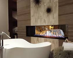 montigo fireplace with bath up for warm bathroom ideas