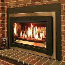 gas fireplace inserts reviews good insert vs wood burning regency
