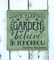 garden sign ideas garden signs ideas two metal street signs in backyard decor en signs ideas
