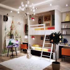 Kids Room Design: Yellow White Kids Room1 - Teenage Room