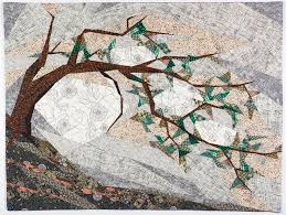 519 best Tree QUILTS images on Pinterest | Landscapes, DIY and Buttons & Krummholz, x Linda Beach Adamdwight.com
