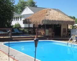 Impressive Home Pool Tiki Bar Saveemail U Inside Inspiration Decorating