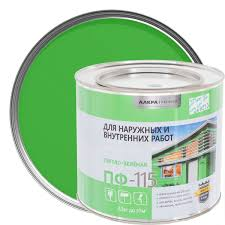 <b>Эмаль ПФ</b>-<b>115 Лакра</b> DIY цвет <b>светло</b>-зелёный 2.2 кг в Москве ...