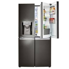 Food Showcase French Door Refrigerator in White-RF28HDEDPWW - The Home Depot