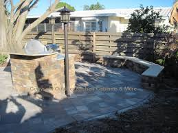 Outdoor Kitchens Sarasota Fl Outdoor Kitchen Cabinets Cape Coral Quicuacom