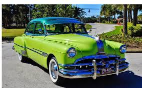 All American Classic Cars: 1952 Pontiac Chieftain DeLuxe 4-Door Sedan