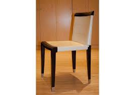 aro saddle leather chair giorgetti