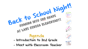 Back To School Night 2nd Grade Lses By Mb T On Prezi