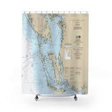 Pine Island Sound Chart Captiva Island Charlotte Harbor Pine Island Sanibel