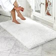 fluffy bathroom rugs designs chenille bath mats super soft bathroom rug extra fluffy bath mat high
