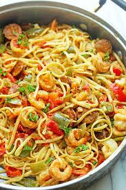cajun shrimp pasta recipe grandbaby cakes