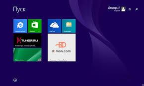 Сайты среди плиток windows 8 1