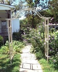 arbor garden. Wrought Iron Egyptian Arbor Garden T